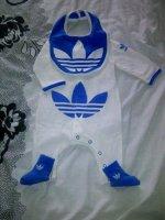 astons adidas baby grow, socks and bib.jpg